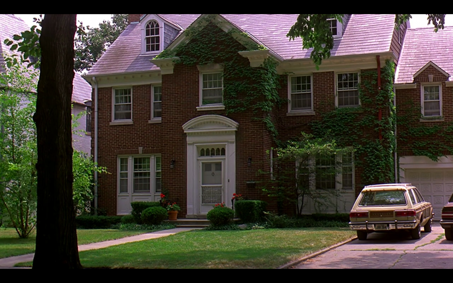 """3022 Payne Street as shown in """"Sixteen Candles."""