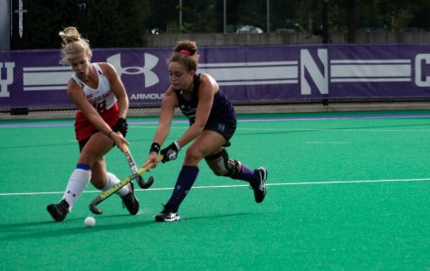 Field Hockey: Baekers takes home fifth Big Ten Freshman of the Week Award