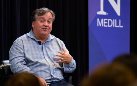 Four-time Pulitzer Prize-winning Medill alum David Barstow talks Trump coverage, advice for aspiring journalists