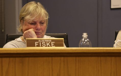 Ald. Judy Fiske (1st). The alderman opposed an ordinance creating zoning codes for recreational cannabis dispensaries because the zoning would allow for dispensaries in close proximity to residential areas.