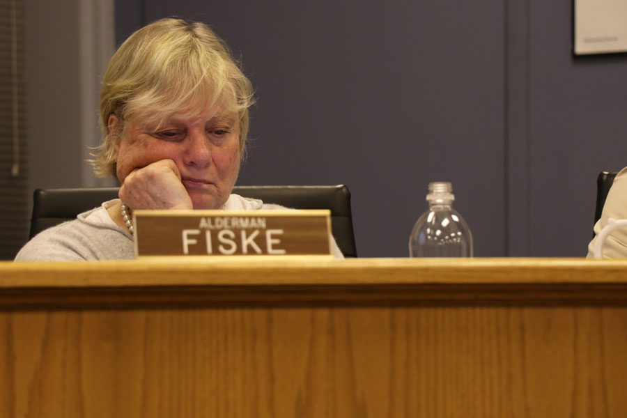 Ald.+Judy+Fiske+%281st%29.+The+alderman+opposed+an+ordinance+creating+zoning+codes+for+recreational+cannabis+dispensaries+because+the+zoning+would+allow+for+dispensaries+in+close+proximity+to+residential+areas.