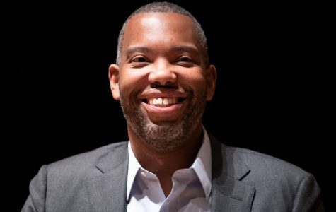 "Ta-Nehisi Coates discusses new fiction novel ""The Water Dancer"" at ETHS"