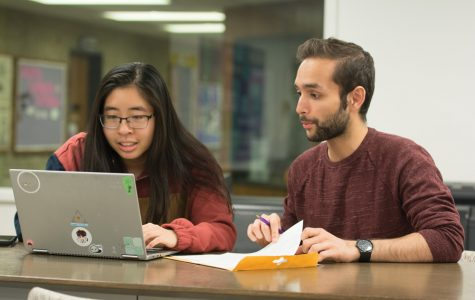 "An ""untapped source of community:"" NU students organize essay editing service for CPS seniors during strike"