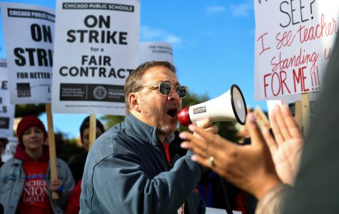 CPS strike begins as teachers, professionals protest across city
