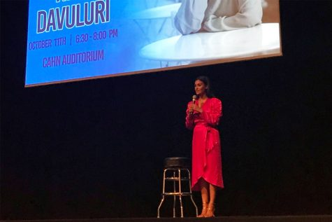 'Find something that lights you on fire': First Indian-American Miss America discusses activism, representation