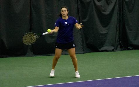 Women's Tennis: Northwestern competes at home in Wildcat Invite
