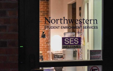 The office of Northwestern Student Enrichment Services. Emergency funding requests that used to be handled by Student Enrichment Services are now being processed by Financial Aid in order to be in compliance with federal law.