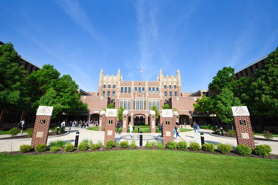 Evanston Township High School, 1600 Dodge Ave. Evanston Township High School District 202 released its school discipline report for 2018-2019.
