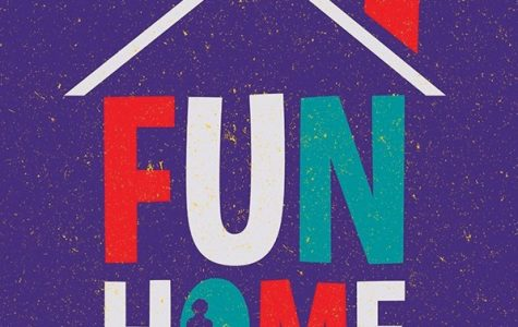 """""""Fun Home."""" The show is based off the acclaimed graphic novel from cartoonist Alison Bechdel."""