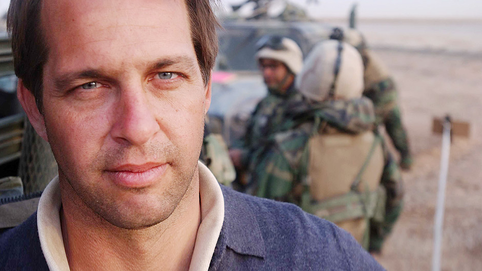 Pulitzer Prize winner Dexter Filkins has reported from the height of the Iraqi war, and covered Syria's ruler Bashar al-Assad, amongst other international topics. On Wednesday, he spoke at the Weinberg Center for International and Area Studies' opening event.