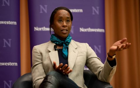 Margot Lee Shetterly speaks at One Book One Northwestern Keynote