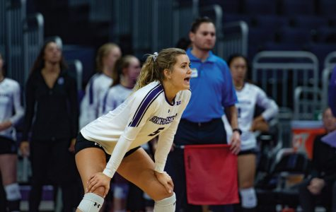 Volleyball: Cats lose thriller to Maryland in 5 sets