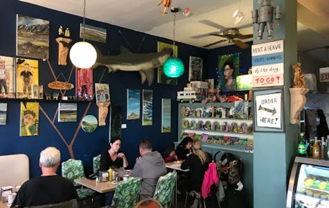A diner with a soup-rise: Prairie Joe's sells home-cooked dishes, art