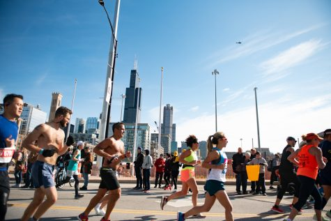 Students reflect on experience of, motivation behind running in the Chicago Marathon