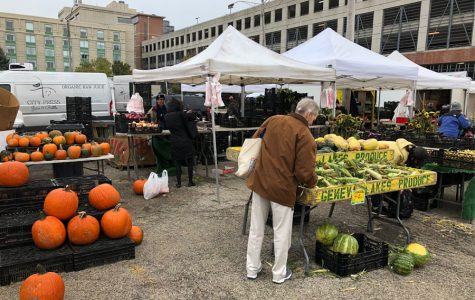 Fall Fest capstones another season of the Downtown Evanston Farmers' Market
