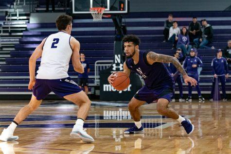 Men's Basketball Notebook: NU brings in a top recruit for 2019 preseason scrimmage