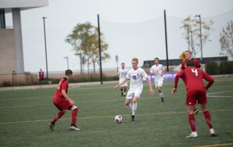 Men's Soccer: How Sean Lynch became more than a sparkplug