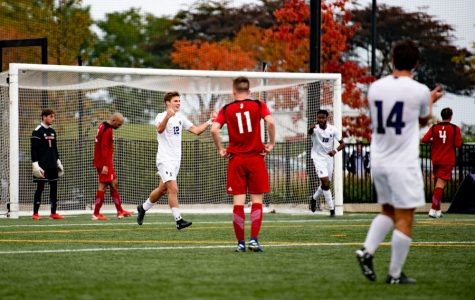 Men's Soccer: NU gets significant Big Ten win against Rutgers