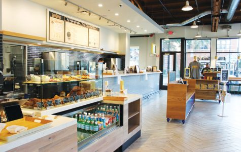 Philz Coffee is open daily, serving a variety of brews and food items. The Evanston location is the company's fourth shop in the Chicagoland area.