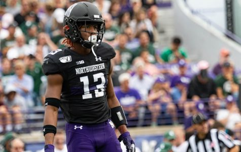 Football: Pace, Whillock as steady as ever in Northwestern's defensive backfield