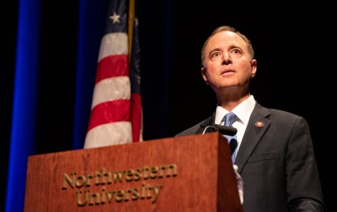Rep. Adam Schiff talks impeachment, threats to democracy