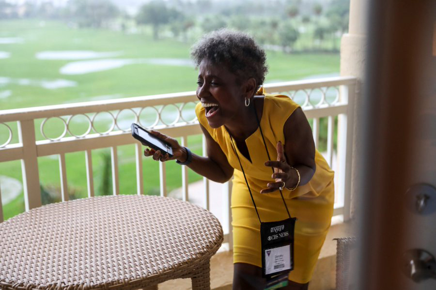 Northwestern alum Dorothy Tucker (Communication '77) was elected president of the National Association for Black Journalists in August.