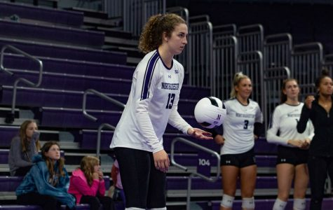 Volleyball: Northwestern poised to take on No. 7 Wisconsin following four consecutive losses