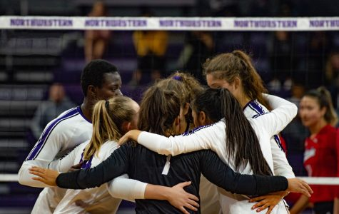 Volleyball: Northwestern looks for first conference win in rematch with No. 20 Purdue