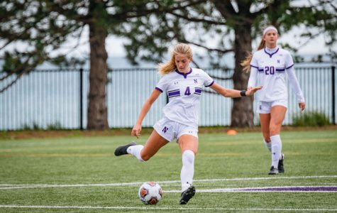 Women's Soccer: Northwestern falls on the road to Penn State 3-1