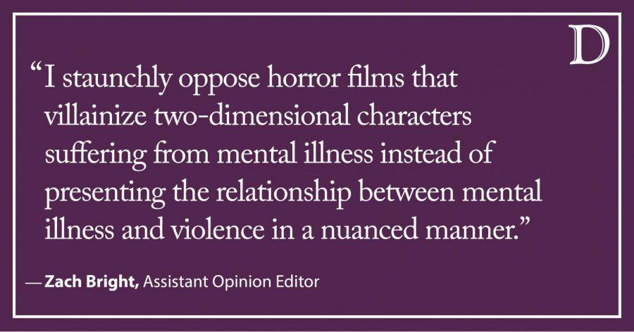 Augustine: 'Midsommar' grossly misrepresents bipolar disorder