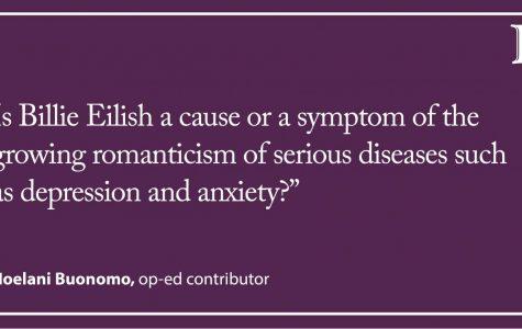 Buonomo: Billie Eilish romanticizes serious mental illnesses