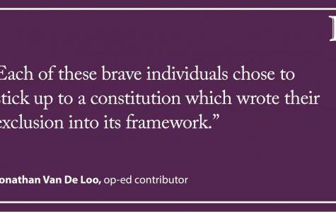 Van De Loo: So, you think you can set a federal precedent?