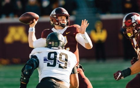 Football: How Minnesota took Northwestern's spot at the top of the Big Ten West