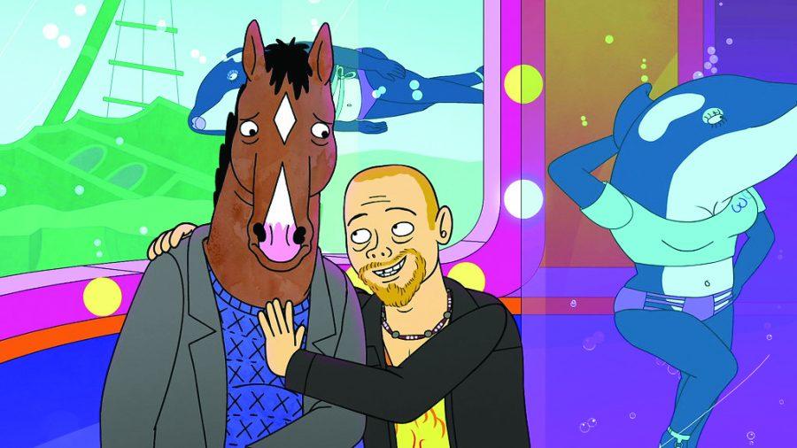 A+scene+from+BoJack+Horseman.