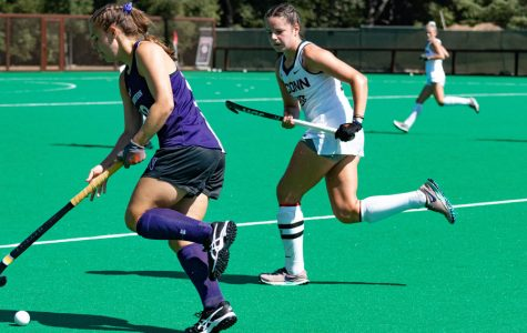 Field Hockey: Northwestern ends their season with a 2-1 defeat to Boston College in the NCAA tournament