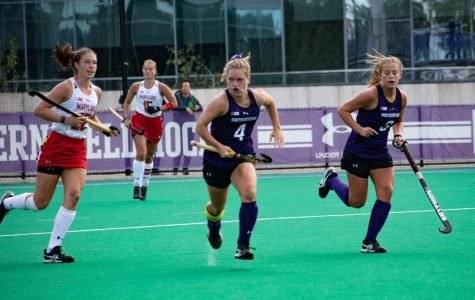 Field Hockey: Northwestern falls in the Big Ten semifinals to Iowa, but makes the NCAA tournament