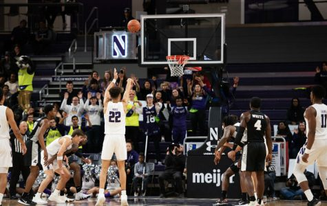 Men's Basketball: Scoring drought dooms Northwestern as Wildcats fall to Radford