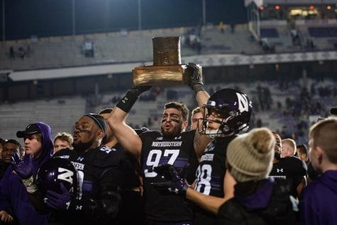 Football: On the brink of NU history, Joe Gaziano prepares to cap off a remarkable career in the midst of a not-so-remarkable season