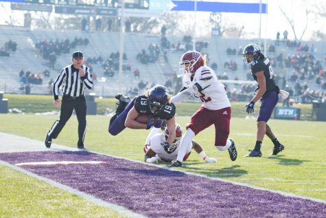 Rapid Recap: Northwestern 45, UMass 6