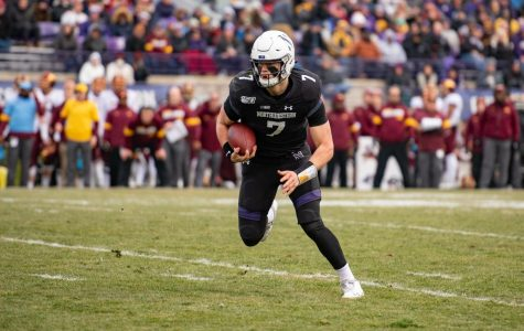 Football: Andrew Marty's long road to shining Saturday against Minnesota