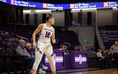 Women's Basketball: Northwestern dominates versus Colgate