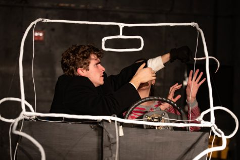 "Lipstick Theatre explores trauma, college transition with slasher comedy ""Hookman"""
