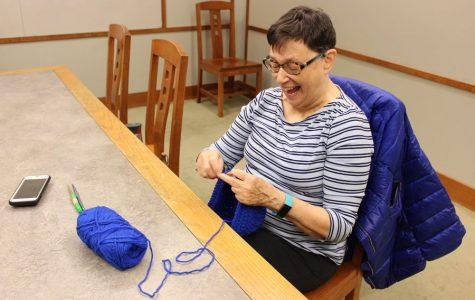 Evanston Public Library holds needlework circle