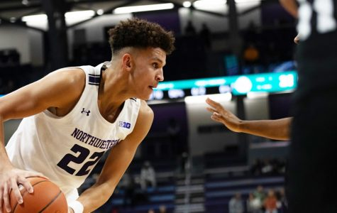 Men's Basketball: Northwestern finally finds momentum in win over Norfolk State