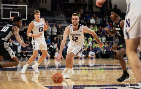 Men's Basketball: The offensive tweaks behind Northwestern's resurgent win over Providence