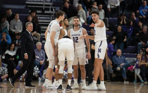 Men's Basketball: Northwestern leaning heavily on its starters so far in 2019