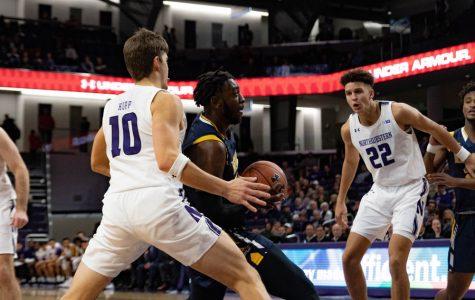 Men's Basketball: Inside Merrimack's program-defining, staggering upset over Northwestern