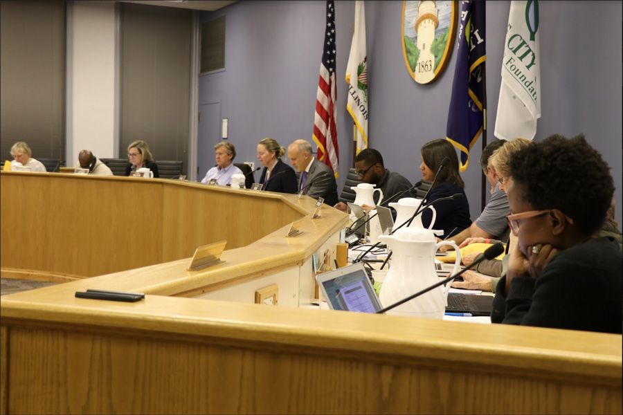 City Council. Some Evanston activists hope to introduce a resolution to City Council that would pressure the Illinois government to take action on the medical aid in dying issue.