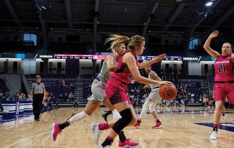 Women's Basketball: Abi Scheid stars in victory over Valparaiso