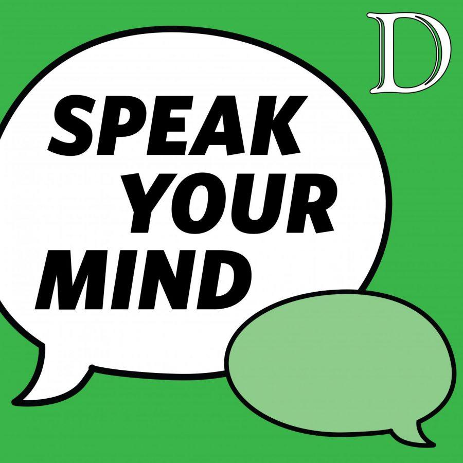 Speak Your Mind: Active Minds' Stigma Panel facilitates conversation about mental health